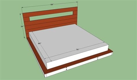 What is the width of a queen size bed frame?   Quora