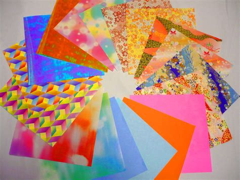 What Kind of Origami Paper Should I Use?   Useful Origami