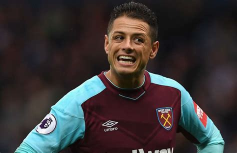 What Man Utd fans are tweeting about Javier Hernandez ...