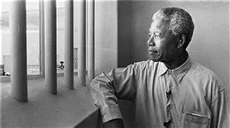 What Nelson Mandela learned in the school of prison ...