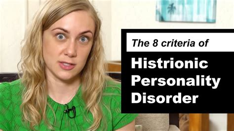 What s Histrionic Personality Disorder? Mental Health ...