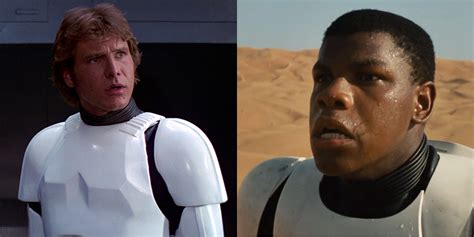 What s In a STAR WARS Name? A Surprising FINN Theory ...