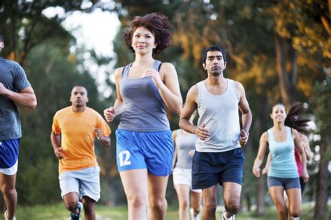 What s the Difference Between Running and Jogging?