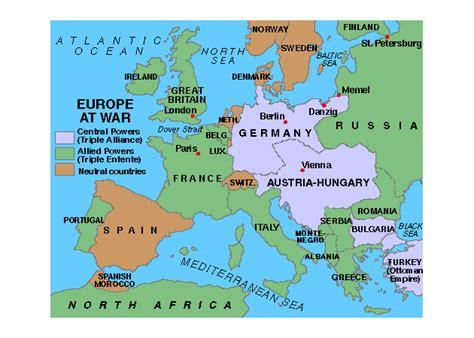 What Started World War I