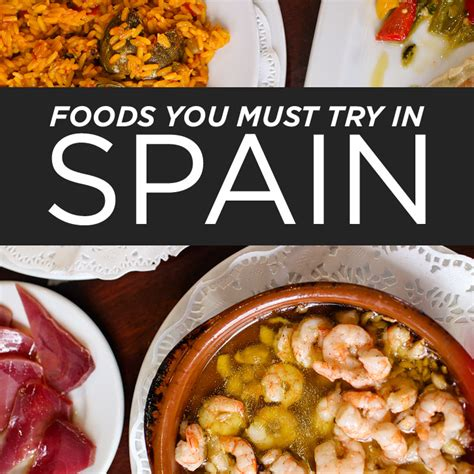 What to Eat in Spain   15 Spanish Foods You Must Try