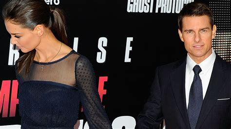 WHAT! Tom Cruise Still Controlling EX WIFE Katie Holmes ...
