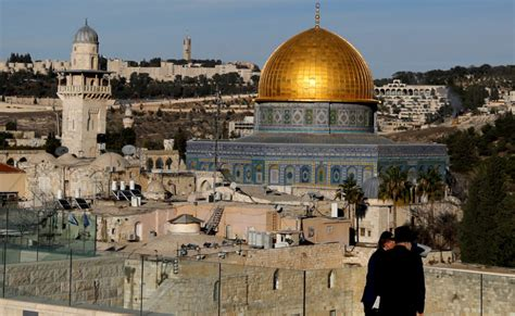What Trump's Recognition of Jerusalem as Israel's Capital ...