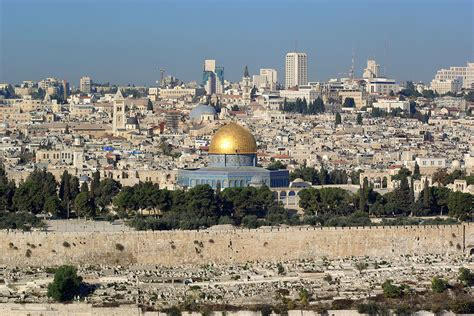 What Trump's Recognition of Jerusalem as the Capital of ...