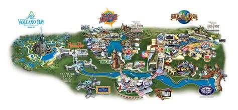 What Universal Orlando Will Look Like In The Summer Of ...
