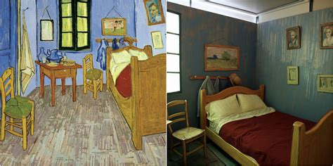 What Vincent van Gogh s most famous paintings look like in ...