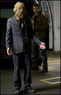 What was Cilian Murphy doing in  The Dark Knight ?   Quora