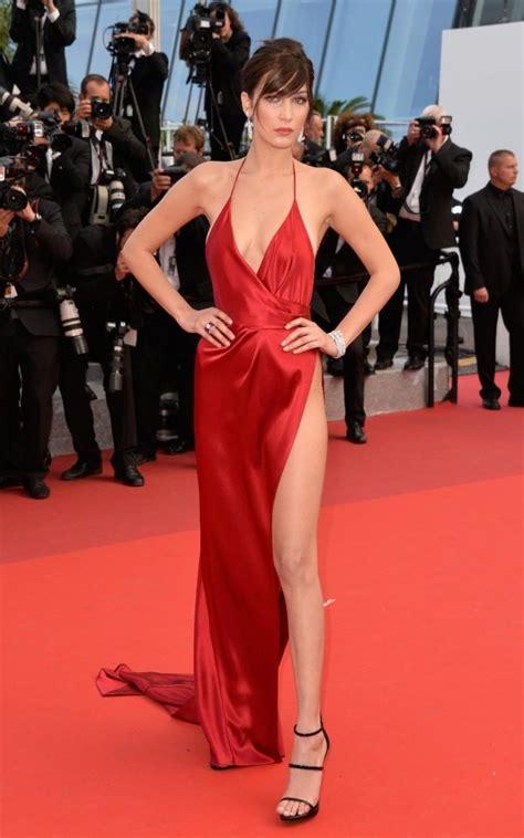 What was the secret behind Bella Hadid s sensational ...
