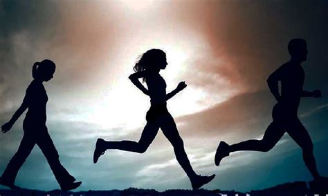 What Works Best For You? Running Or Walking?