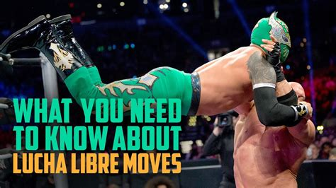 What you need to know about lucha libre moves   What you ...