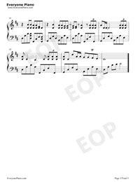 Whataya Want from Me Adam Lambert Free Piano Sheet Music ...