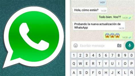 WhatsApp: cómo encontrar mensajes antiguos rápidamente ...
