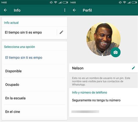 WhatsApp regresa a los Estados clásicos y da soporte para ...