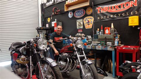 What's going on at the shop this month. – Carpy's Cafe Racers