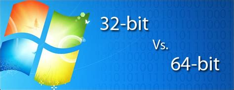 What's the Difference Between 32 bit and 64 bit Windows?