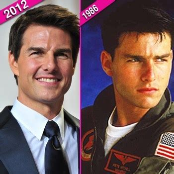 What's The Secret Tom? Cruise Looks Like He Hasn't Aged In ...