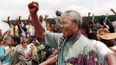 When Did Nelson Mandela Become President? | Reference.com