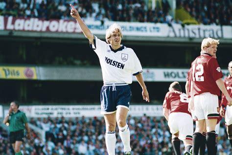 When Jürgen Klinsmann dived his way into the heart of ...
