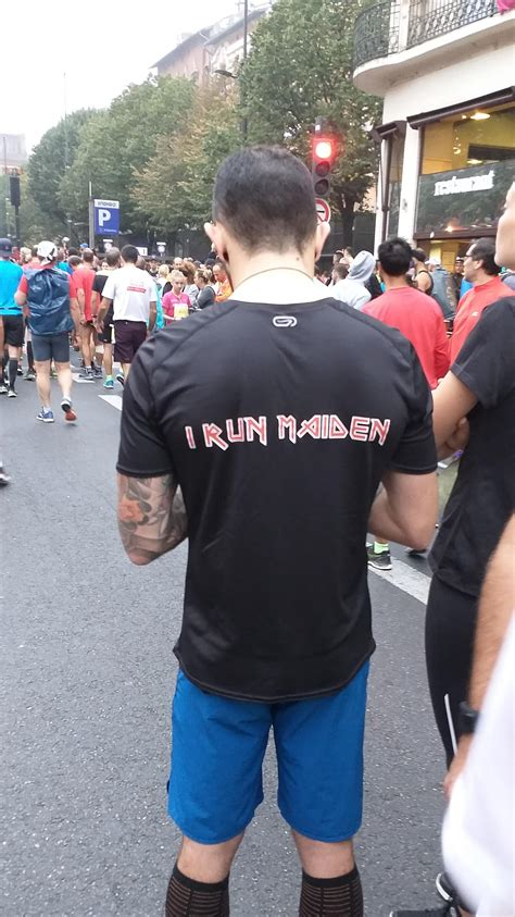 When you like running and metal : puns