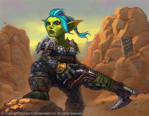 Where are the Goblin & Worgen model updates?   Page 7