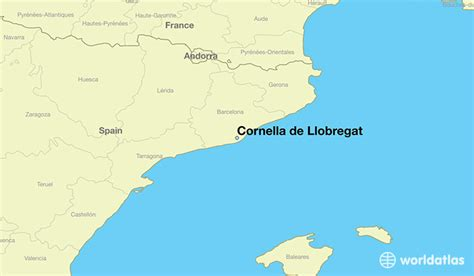 Where is Cornella de Llobregat, Spain? / Cornella de ...