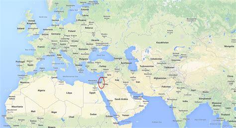 Where is Gaza? Where is Israel?   trustno1 s Israel ...