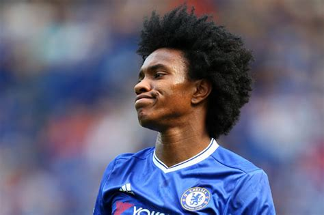 Where s Willian? Chelsea fans speculate after Boro ...