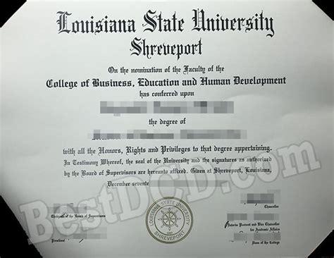Where to buy Louisiana State University fake degree | Bestdcd