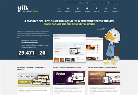 Where to Find Best Free Wordpress Templates