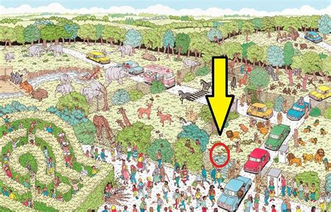 Which Character From Where s Waldo Are You? — The Future ...