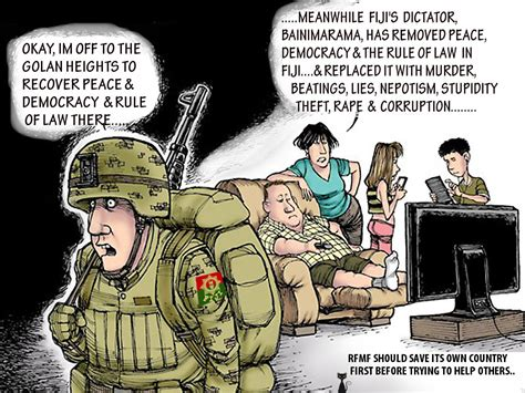 While troops from other countries leave the Golan Heights ...
