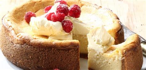 White chocolate cheesecake   Food24