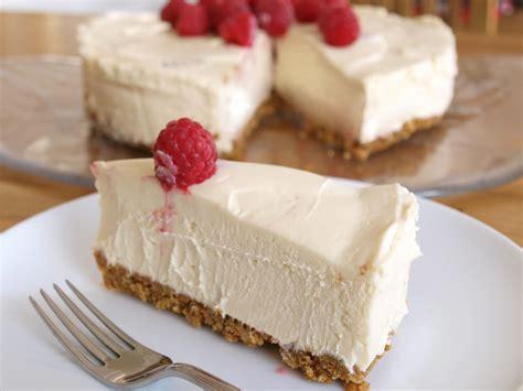 White Chocolate Cheesecake – Wickedfood