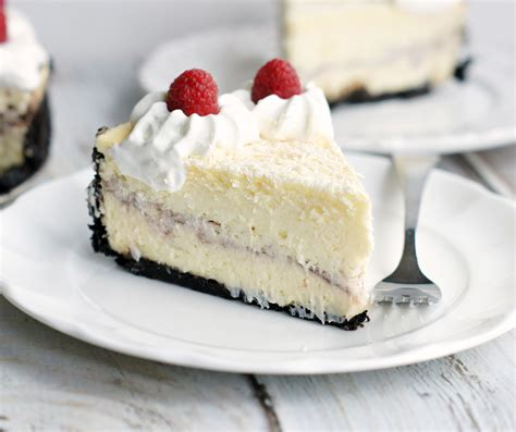 White Chocolate Raspberry Cheesecake {Cheescake Factory ...
