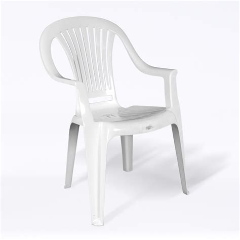White Plastic Lawn Chairs Cheap Best Home Patio Stackable ...