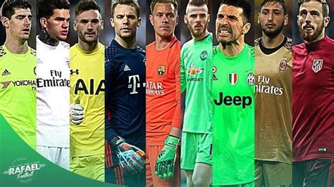Who are the best goalkeepers currently in the world?