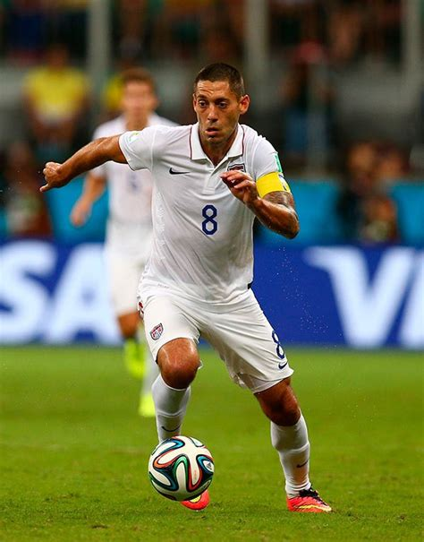 Who Is Clint Dempsey? — 5 Things To Know About USA Soccer ...