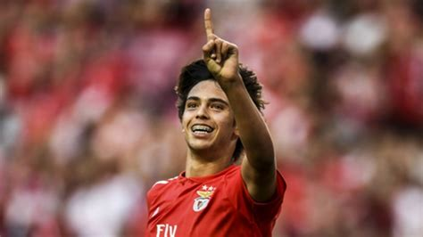 Who is Joao Felix? Benfica's Ronaldo obsessed wonderkid ...