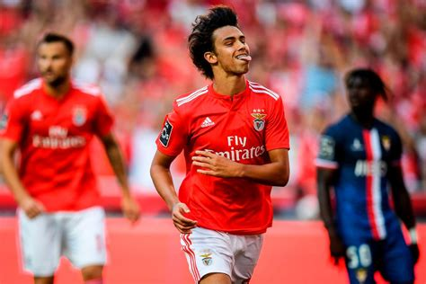 Who is Joao Felix? The Benfica wonderkid being chased by ...