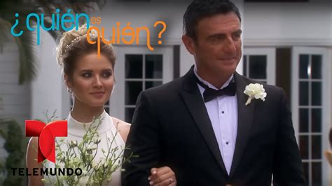 ¿Who is Who? | Episode 2 | Telemundo English   YouTube
