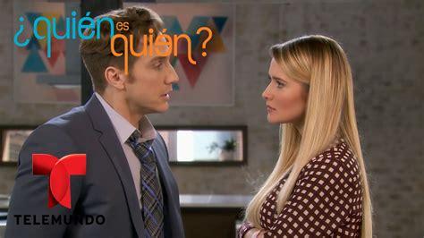 ¿Who is Who? | Episode 30 | Telemundo English   YouTube