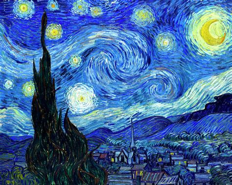 Who painted The Starry Night ? | Know It All