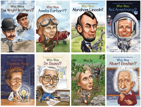 Who Was? Series History Books as low as $2.49 Each ...