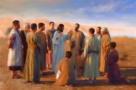 Who were the 12 disciples? | Bibleinfo.com
