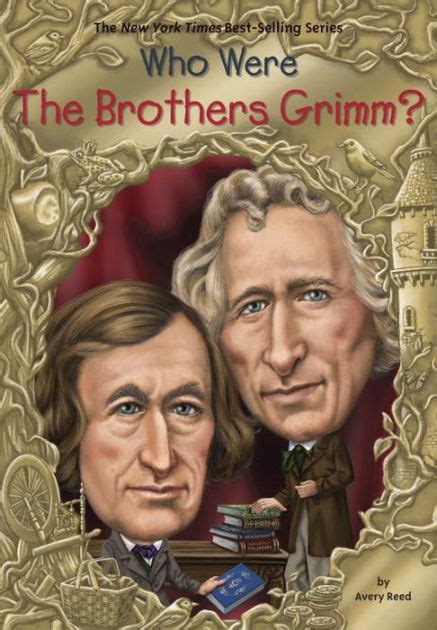 Who Were the Brothers Grimm? by Avery Reed, John O Brien ...