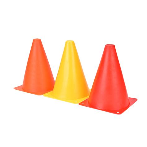 Wholesale 6 PCS Football Marker Cones Course Football ...